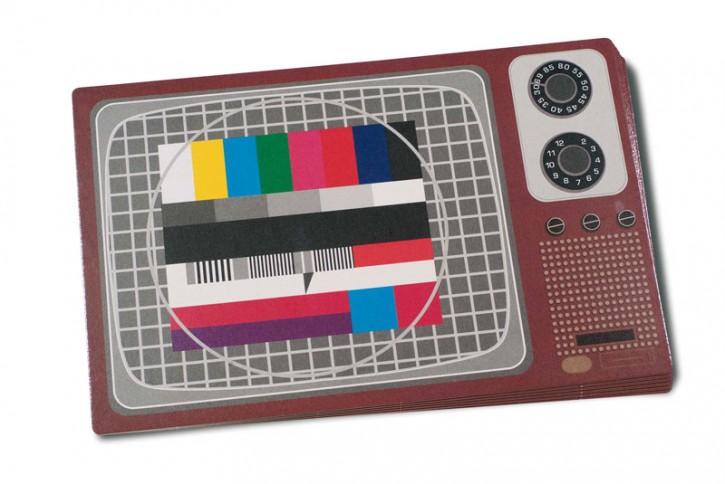 """Tischset """"TV Testbild"""""""