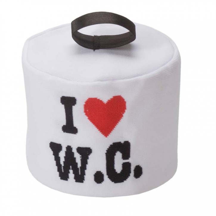 "Trash Hat ""I love WC"""