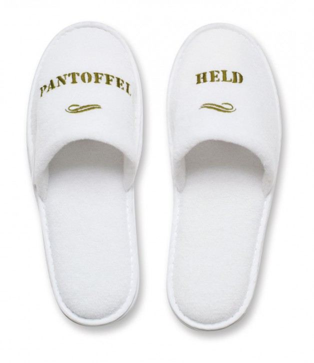 "Slipper ""Pantoffel Held"""