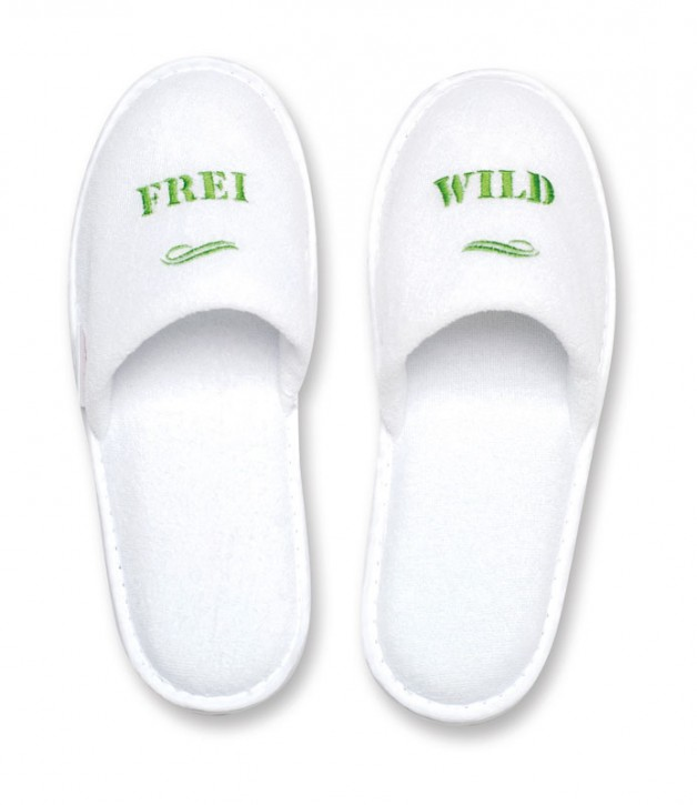 "Slipper ""Frei Wild"""