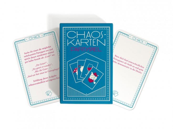 """Chaos-Karten """"Party"""""""