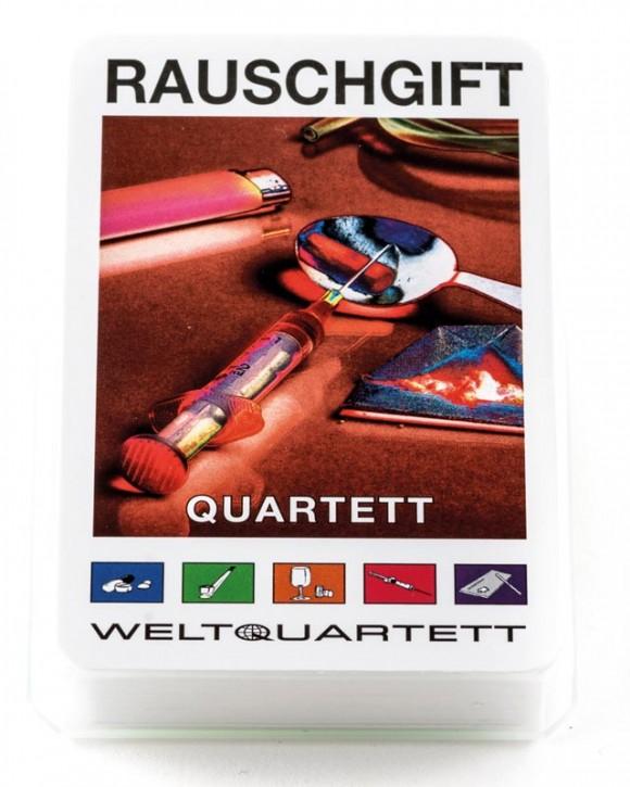 """Quartett """"Rauschgift"""""""
