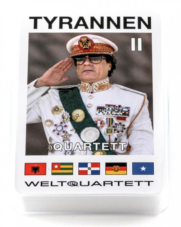 "Quartett ""Tyrannen 2"""