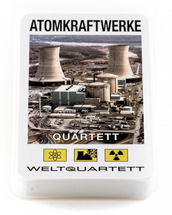"Quartett ""Atomkraftwerke"""