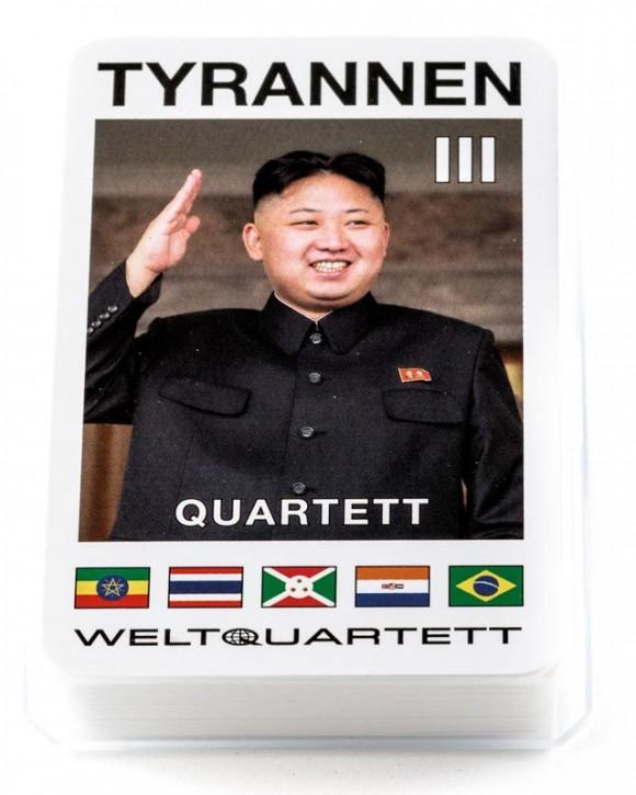 "Quartett ""Tyrannen 3"""