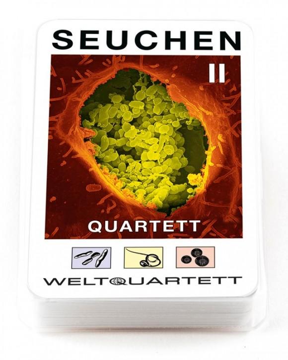 """Quartett """"Seuchen 2"""""""