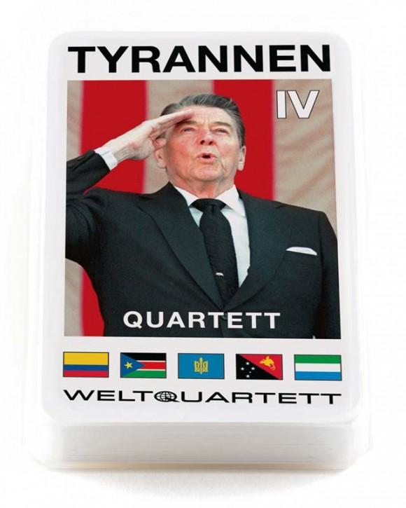 "Quartett ""Tyrannen 4"""