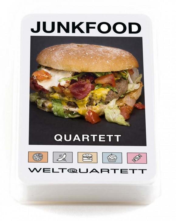 """Quartett """"Junkfood"""""""