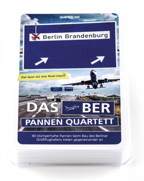 """Quartett """"BER Pannen"""""""