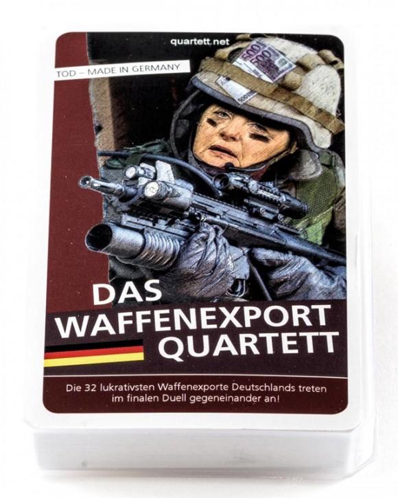 "Quartett ""Waffenexport"""