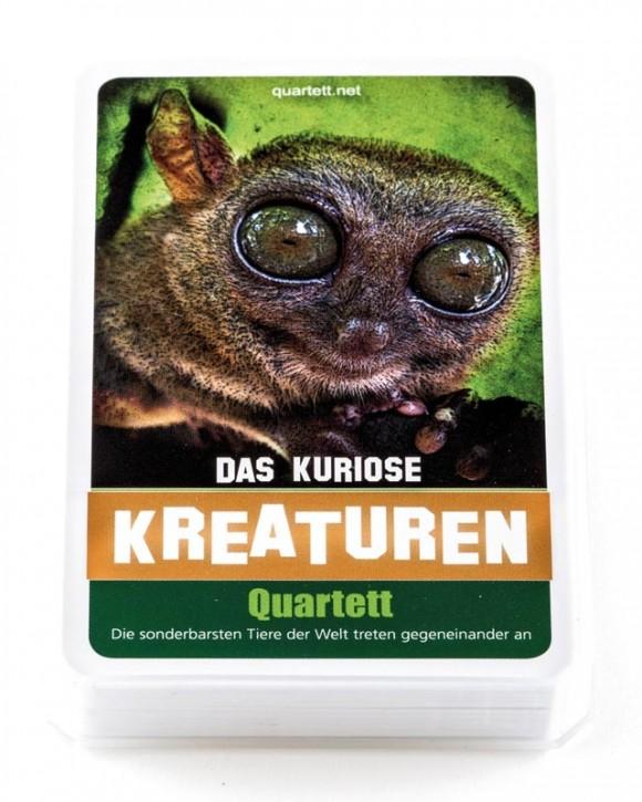 "Quartett ""Kuriose Kreaturen"""