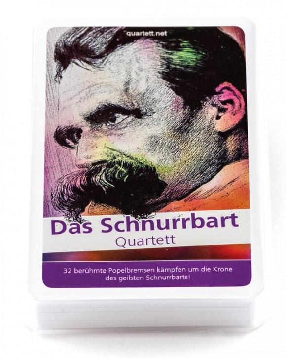 """Quartett """"Schnurrbart"""""""