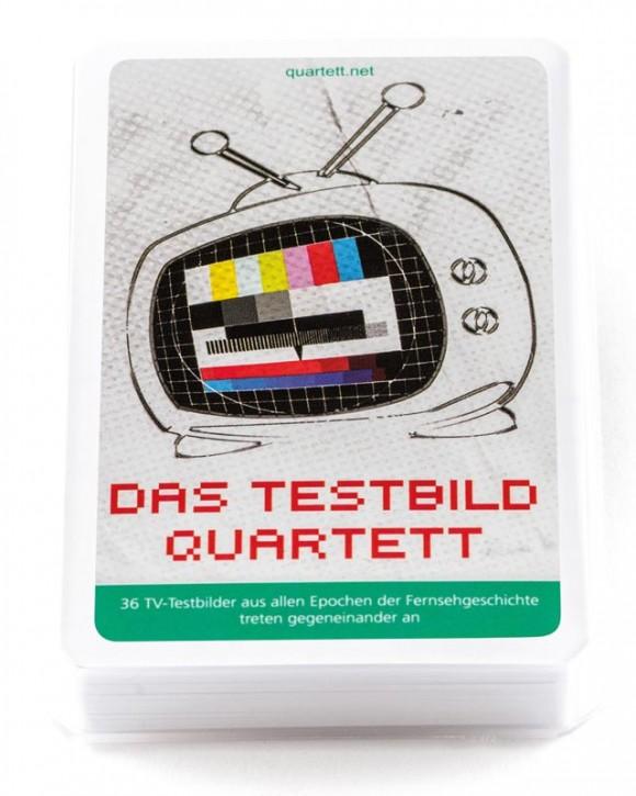 """Quartett """"Testbild"""""""