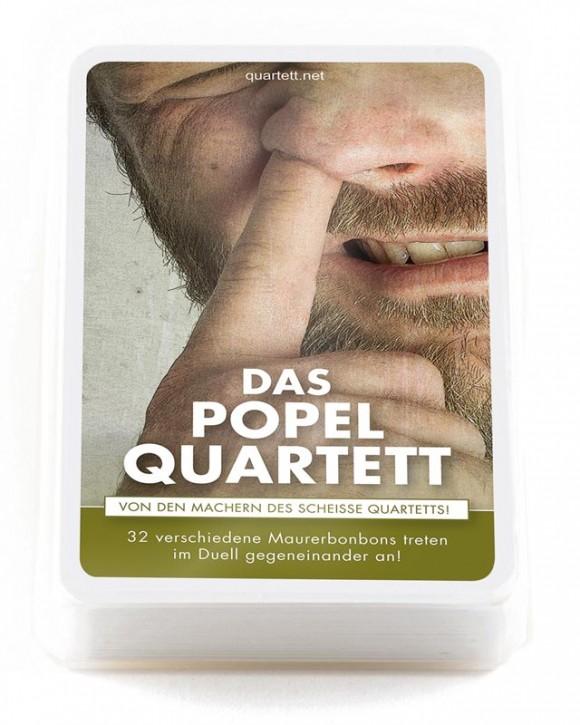 """Quartett """"Popel"""""""