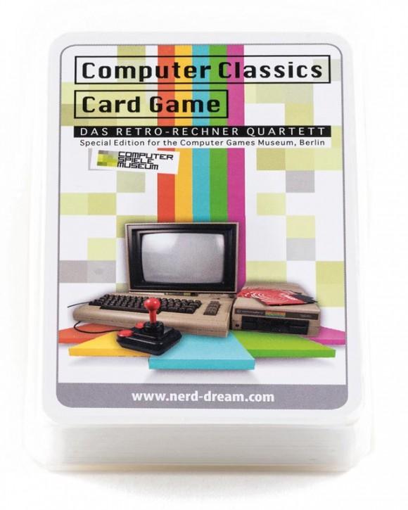 """Quartett """"Computer Classics"""""""