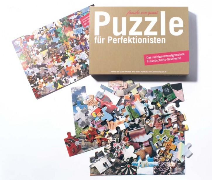 """Puzzle """"Für Perfektionisten"""""""