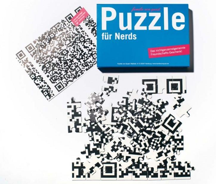 """Puzzle """"Für Nerds"""""""