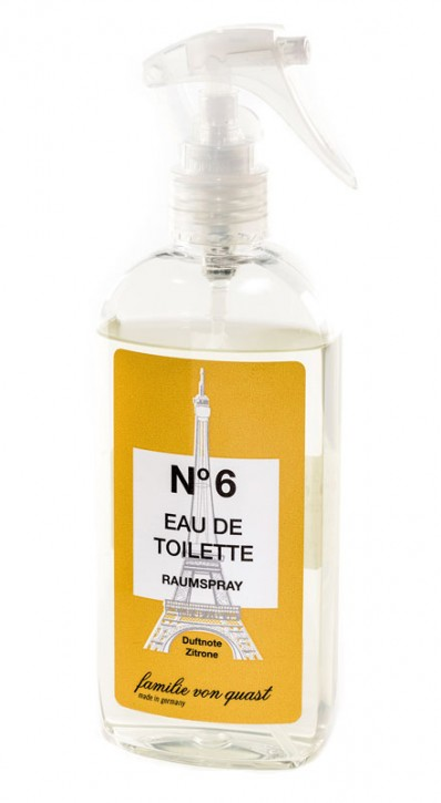"Raum-Duft-Spray ""Eau de Toilette"""