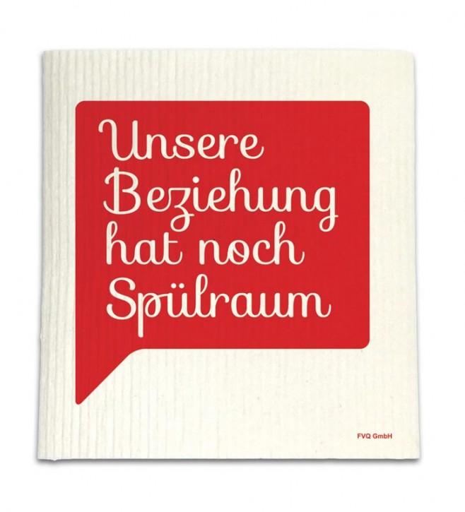 """Spüllappen """"Spülraum"""""""