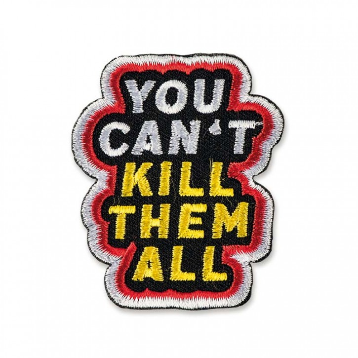 "Patch  ""You can´t kill them all"""