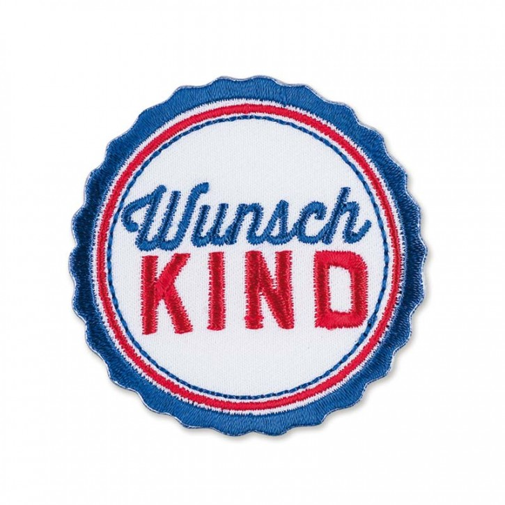 "Patch  ""Wunschkind"""