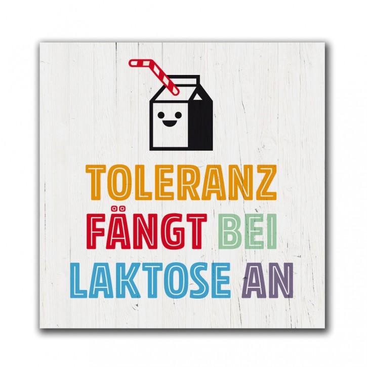 """Magnet """"Toleranz"""""""
