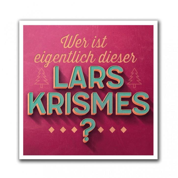 """Magnet """"Lars Krismes"""""""