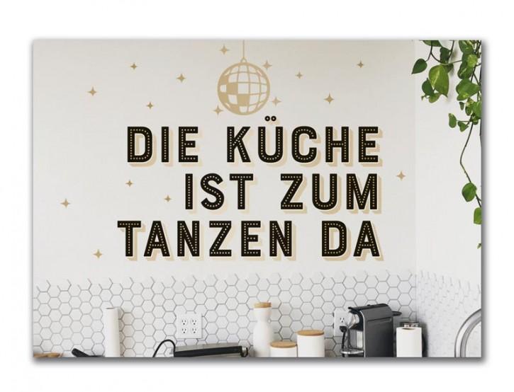 """Postkarte """"Küche"""""""