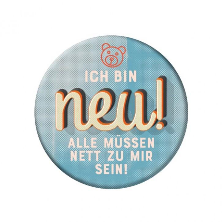 """Button """"Neu"""""""