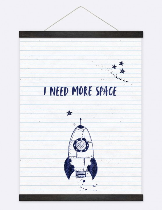 """Poster """"Space"""""""