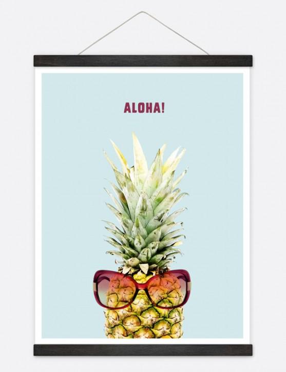 """Poster """"Aloha!"""""""