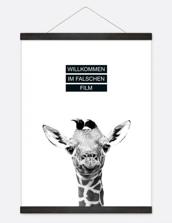 """Poster """"Im falschen Film"""""""