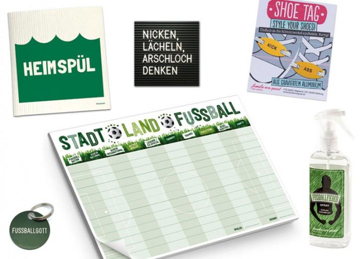 Fussball-Vermisser-Box
