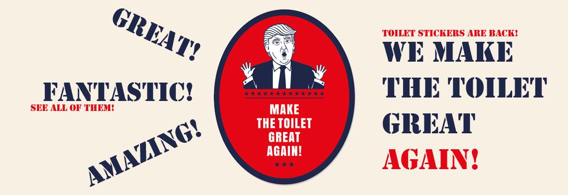Hier geht es zu den neuen Toilet Stickern.