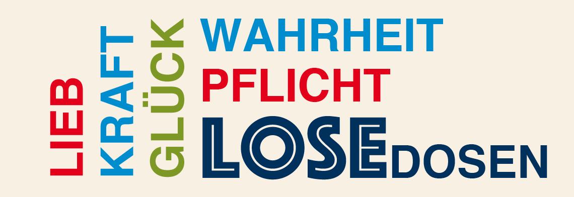 Lose-Dosen