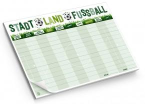"Spielblock ""Stadt-Land-Fussball"""