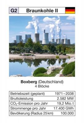 "Quartett ""Kohlekraftwerke"" - ab Ende Oktober erhältlich"