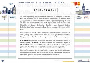 "Spielblock ""Stadt-Land-Fluss Kids"""