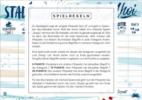 """Spielblock """"Stadt-Land-Ahoi"""" (A4)"""